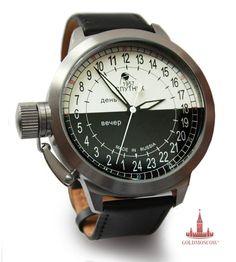 Часы «Спутник-2» Механические часы с автоподзаводом, собранные на механизме «Восток 2425» с центральной секундной стрелкой. Число осевых рубиновых камней 31.Часы имеют уникальный противоударный балансный узел, обеспечивающий надежность и точность работы всего механизма. Корпус часов выполнен из немагнитной нержавеющей стали со стойким полированным покрытием. Запорно-защитное устройство часовой головки обеспечивает водонепроницаемость часов давлением до 20 атмосфер. Ремень, поставляемый к…