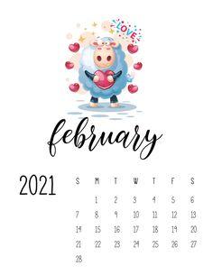 Cool Calendars, Cute Calendar, Print Calendar, Kids Calendar, Calendar Design, 2021 Calendar, Calendar Quotes, Printable Calendar Template, Printable Planner