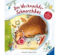 Der Weihnachts-Schnarchbär Toddler Books, Fiction Books, German, Children, Winter, Baby, Snoring, Deutsch, Young Children