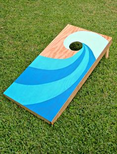 Here In The South A Lot Of People Love To Play Corn Hole Which Is Glorified Bean Bag Toss I Decided Make One My Own With T