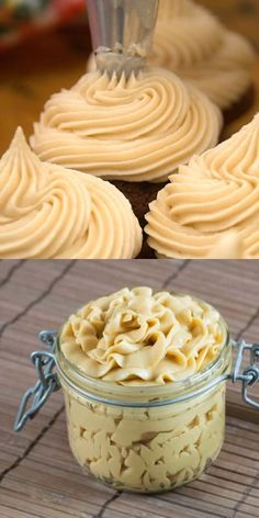 Easy No Bake Desserts, Fun Desserts, Delicious Desserts, Caramel Treats, Caramel Recipes, Food Cakes, Cupcake Cakes, Frosting Recipes, Cake Recipes