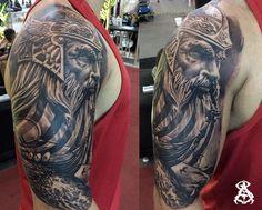 Tatuagem Surrealista