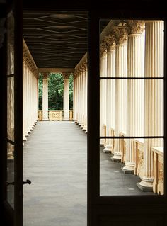 taken at the Belvedere on the hill Pfingstberg in Potsdam Arched Windows, Windows And Doors, Sense Of Place, The Good Place, Beautiful Space, Life Is Beautiful, Potsdam Germany, Berlin, Germany Castles