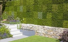 If you want a sleek look for your outdoor space, follow these contemporary garden design ideas.