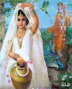 Krishna And Beautiful Radha Wallpaper Radha Krishna Wallpaper, Radha Krishna Pictures, Krishna Photos, Arte Krishna, Radha Krishna Love, Radha Radha, Lord Krishna, Indian Women Painting, Indian Art Paintings