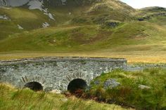 The Bridge of Tears (Droichead na nDeor in Irish) in West Donegal, Ireland. Family and friends of emigrants would accompany them as far as the bridge before saying goodbye, while the emigrants would continue on to Derry Port.