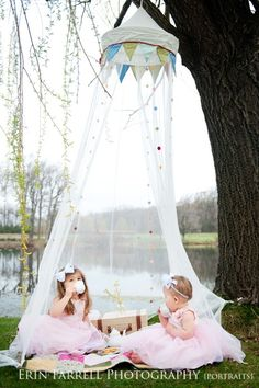 Tea Party, must do this with Kennedy. (and Annie. :-)