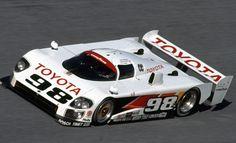 Eagle Toyota MKIII GTP