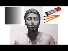 Art Shima - Как правильно точить карандаши и делать штриховку