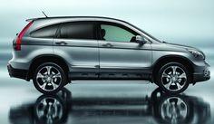 Love my Honda CRV