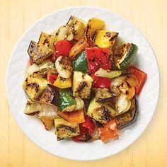 Grilled Balsamic Vegetables - Wegmans