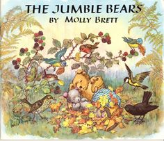 COVER BY Molly (Mary Elizabeth) Brett (1902–1990) was an English illustrator and children's author, best known for her anthropomorphic artwork.