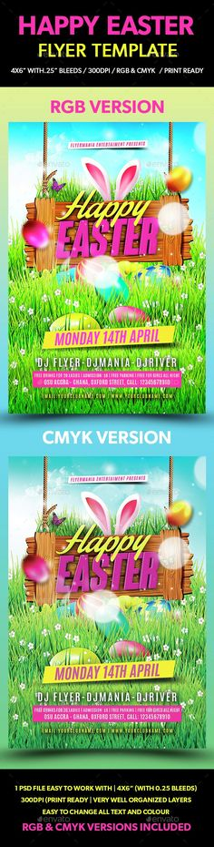 bash, bunny, butterfly, celebration, club, colorful, daisy, easter