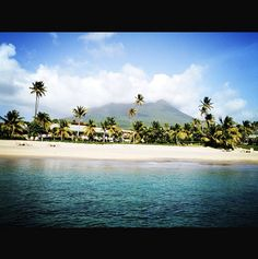 The beautiful NEVIS