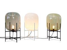 Oda lamp - among other things