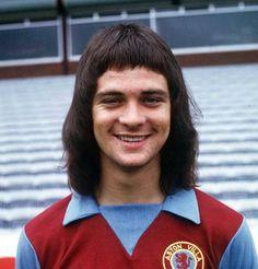 Brian Little - Aston Villa British Football, English Football League, Aston Villa Players, Aston Villa Fc, Football Players, Epl Football, Villa Park, Soccer Gear, Birmingham England