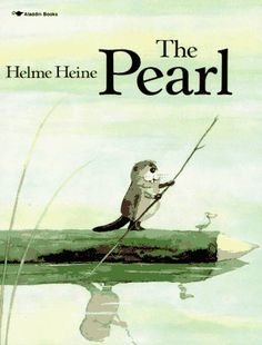 The Pearl by Helme Heine http://www.amazon.com/dp/0689712626/ref=cm_sw_r_pi_dp_Myakvb0JN0WPB