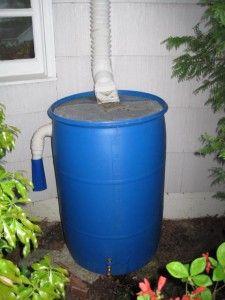 Dry Well Plastic Barrel Google Search Blue Barrels