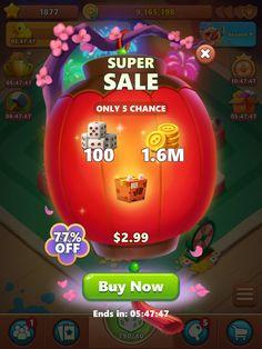 Gambling Games, Game Ui, Mobile Game, Game Design, Seasons, Popup, Holiday, Shop, Style