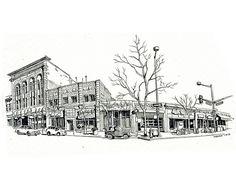 broadway panorama | Denver, CO | Paul Heaston | Flickr
