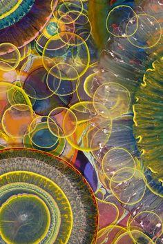 Abstract Biologic Pattern By: Alchemist Bill Riley