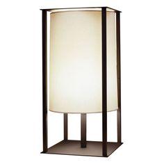 Christian Liaigre, Inc. Lanterne Table Lamp