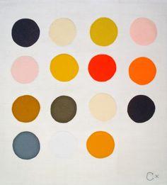 quirky color palette