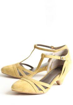 more shoes--ruche