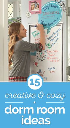 Fun ideas to personalize your room without worrying about leaving permanent markings.