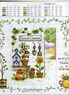 crafts cross stitch