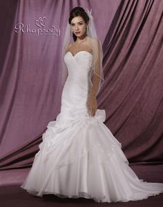 Bella Mera Bridal Boutique Symphony Wedding Dress Style R7004 Rhapsody Collection Http