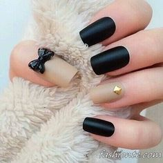 70 Best Nail Art Design For New Year's 2016 | Fashionte