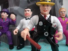 Dick Tracy Action Figures