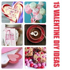 ♥ Miss Cutiepie Inspiration - Freebies & Inspiration ♥: 15 Pretty DIY gifts for Valentine's Day