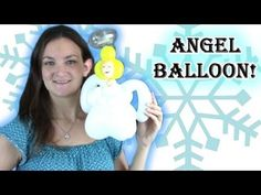Balloon Angel with Holly Hopper #balloon #twisting #Angel