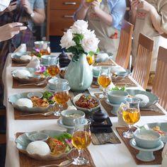 今日のタイ料理教室✨ 素敵な生徒さんたちと一緒にタイ料理を作りました❤️美味しくて楽しいひと時でした今日もありがとうございます . . #タイ料理 #タイ料理教室 #タイ料理レッスン #タイ料理大好き #クッキングラム #クッキング #習い事 #料理教室 #アジア料理 #エスニック料理 #テーブルコーディネート #フードコーディネーター #フードスタイリング #セラドン焼き #タイ #美味しい #おもてなし料理 #おうちごはん #sirikitchen #tablesetting #foodstyling #thaifood #cooking #cookingschool #onthetable #foodlovers #อาหารไทย #อร่อย #タイ食材 #herbs