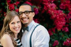 Sweet Ice Cream Parlor Engagement Session in California | Images by Ashley Tingley Photography | Via Modernly Wed
