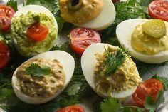 A mi izraeli konyhánk: Kaszinótojás változatok