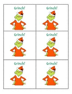 Free!! Grinch Bang!  Includes open page to create for any skill, also has doubles!