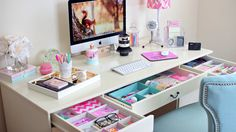 My organization desk