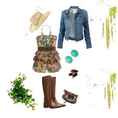 cowgirl style - Polyvore