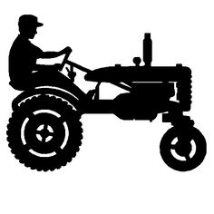 farmer on tractor metal wall art a4 by rusty rooster metal 45 00 rh pinterest com