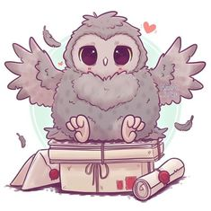 Errol Weasley's Owl