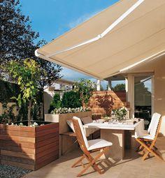 50 Porches and Patios Farmhouse Decorating Ideas Outdoor Life, Outdoor Rooms, Outdoor Gardens, Outdoor Living, Outdoor Furniture Sets, Outdoor Decor, Rooftop Gardens, Diy Pergola, Pergola Shade