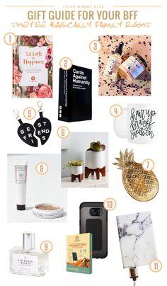 Gift Guide for you B