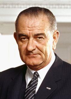 President #36 Lyndon Johnson