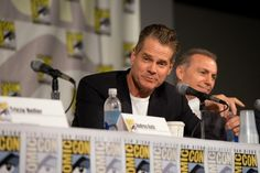 "Brian Van Holt Pictures - ""Ascension"" Panel at Comic-Con - Zimbio"