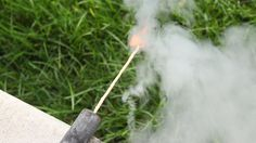 How to Make Slow Burning Fuses from Yarn, Sugar, and Potassium Nitrate « Mad Science