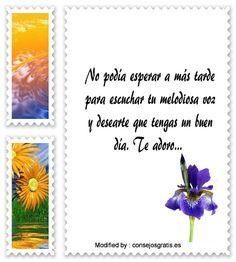 dedicatorias de buenos dias para mi amor,descargar frases bonitas de buenos dias para mi amor: http://www.consejosgratis.es/mensajes-de-buenos-dias-para-una-mujer/