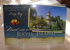 Meet Me On Jekyll Island, Cookbook by Daisy King